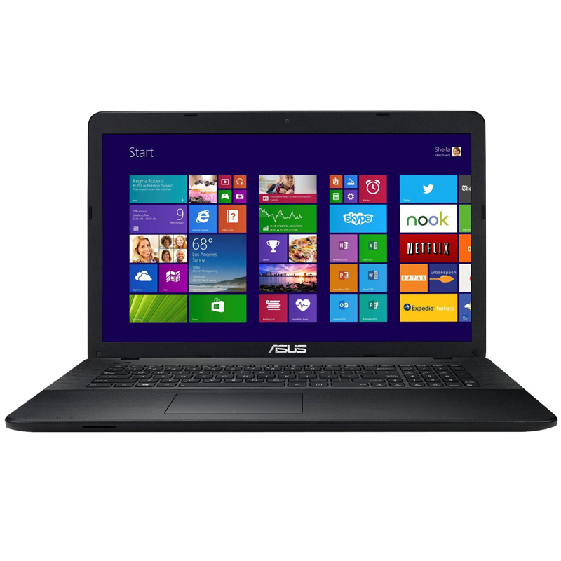 Asus F751MA-TY200H 17,3 Zoll Notebook