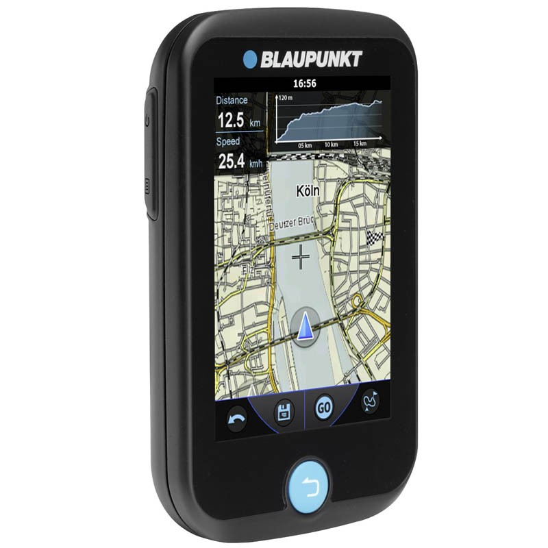 blaupunkt bikepilot fahrrad navigationssystem. Black Bedroom Furniture Sets. Home Design Ideas