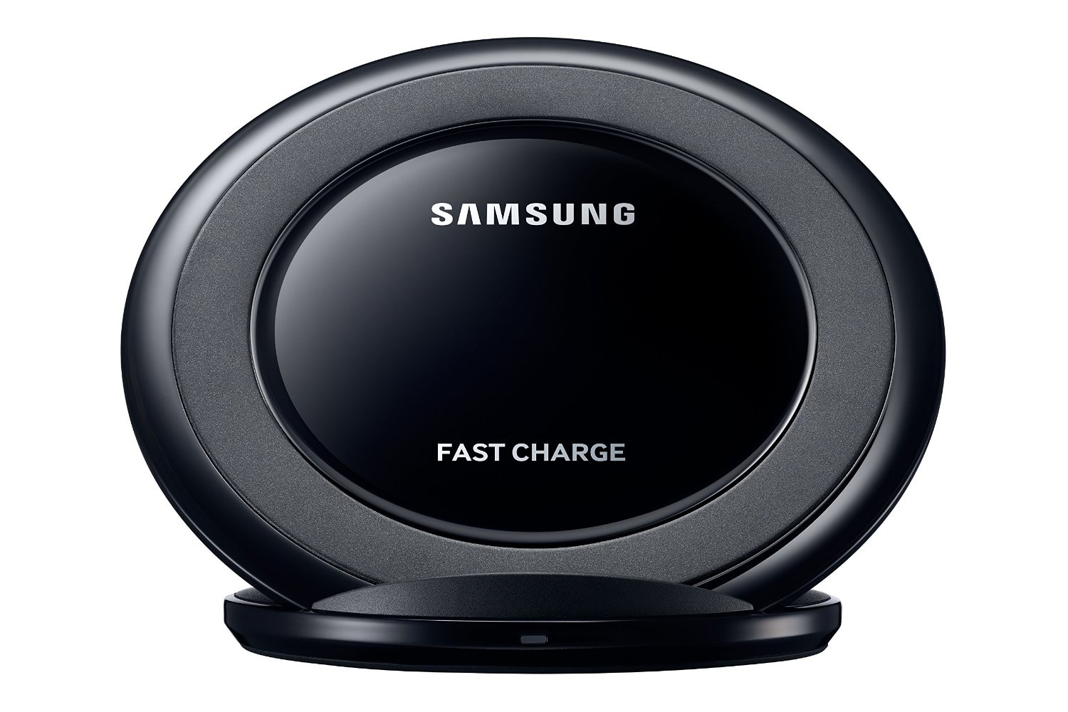 samsung wireless charger black f r galaxy s7 s7 edge. Black Bedroom Furniture Sets. Home Design Ideas