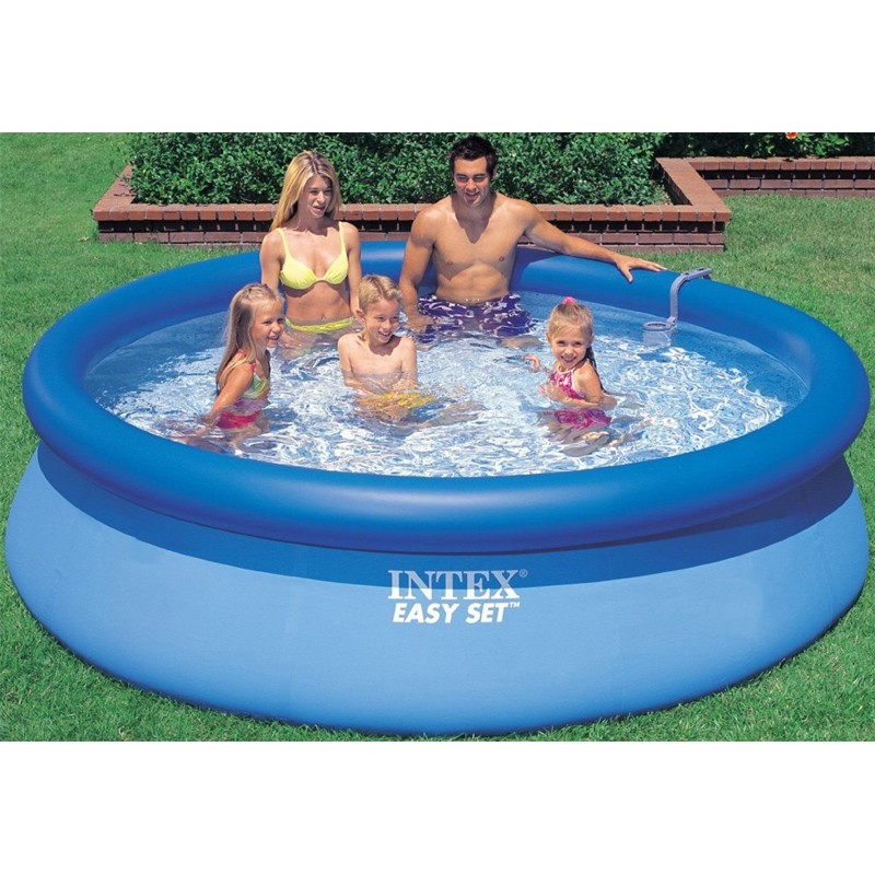 intex aufstellpool easy set pools. Black Bedroom Furniture Sets. Home Design Ideas