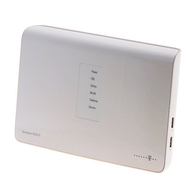 telekom speedport w921v dsl router. Black Bedroom Furniture Sets. Home Design Ideas
