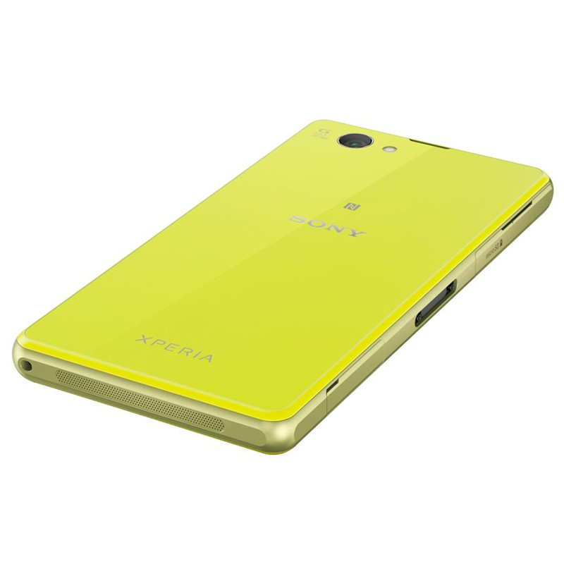 sony xperia z1 compact lime. Black Bedroom Furniture Sets. Home Design Ideas