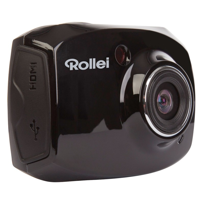 rollei racy full hd action cam. Black Bedroom Furniture Sets. Home Design Ideas