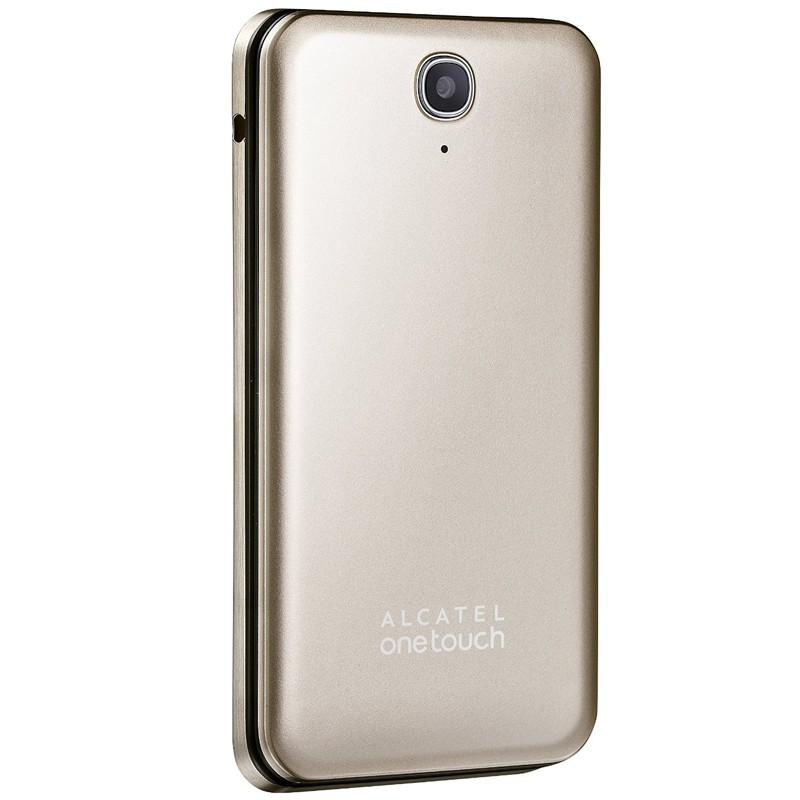 alcatel one touch 2012d sesame ii champagne gold dual sim handy. Black Bedroom Furniture Sets. Home Design Ideas