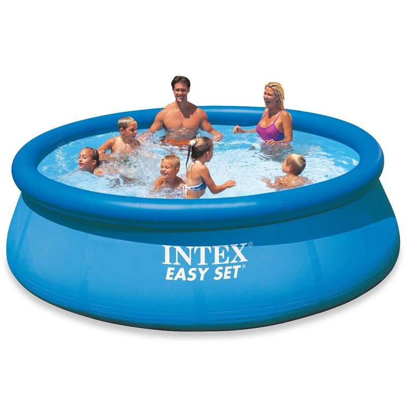 Intex aufstellpool easy set pools for Hagebau intex pool