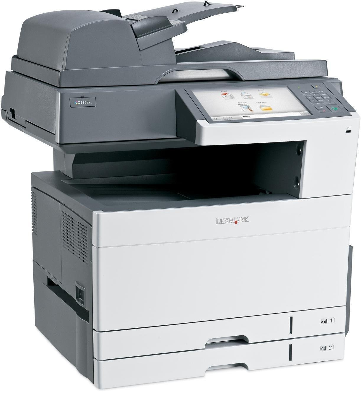 lexmark x925de multifunktions a3 led laserdrucker. Black Bedroom Furniture Sets. Home Design Ideas